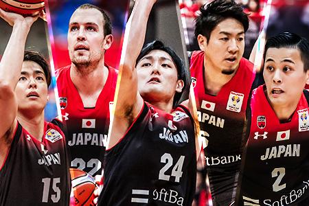 FIBAバスケットボールワールドカップ2019 アジア予選 - フジテレビ ONE ...