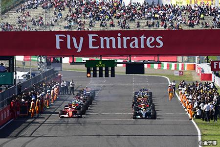 【TV】フジテレビ、BSフジでF1日本GPを無料放 …